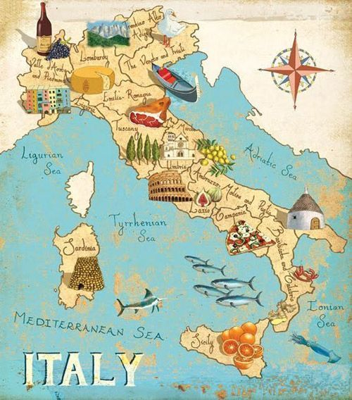Recetas tradicionales italianas